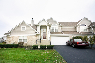 Plainfield Condo/Townhouse New: 2716 Old Woods Trail #2716