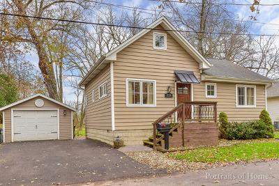 New Lenox Single Family Home Contingent: 224 Oak Street