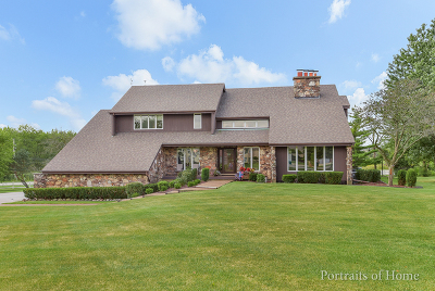 Lemont Single Family Home For Sale: 7 Surrey Road
