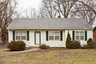 Homewood Single Family Home For Sale: 3124 Hickory Road