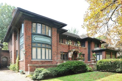 Single Family Home For Sale: 817 West Hutchinson Street