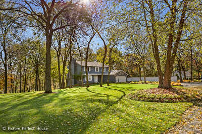 Shorewood Single Family Home For Sale: 22437 South Camelot Court
