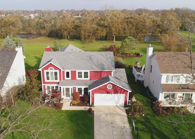 Crystal Lake Single Family Home New: 730 Bedford Drive