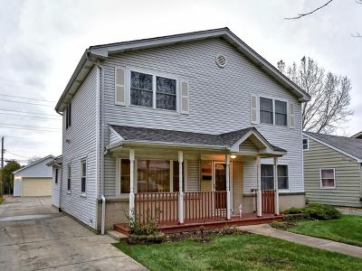 La Grange Park Single Family Home For Sale: 1416 Beach Avenue