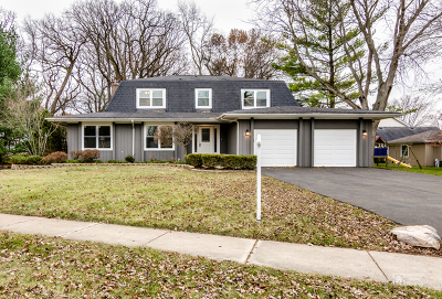 Wheaton Single Family Home For Sale: 25w741 Red Maple Lane