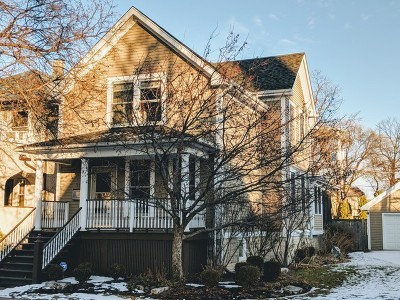 Oak Park Single Family Home For Sale: 514 North Marion Street