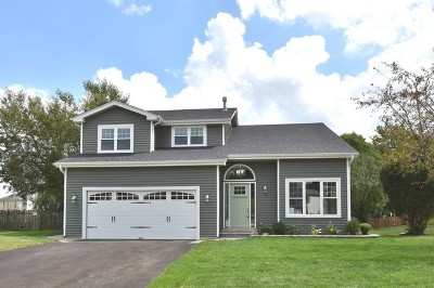 Batavia Single Family Home Contingent: 1221 Hillsboro Drive