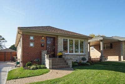 Niles Single Family Home For Sale: 8430 North Osceola Avenue