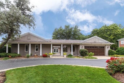 Barrington Single Family Home New: 502 Lake Shore Drive N