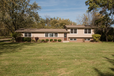Crystal Lake Single Family Home New: 7814 Hillside Road