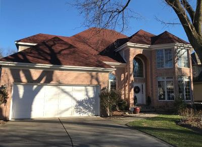 Palatine Single Family Home New: 1499 North Trailside Court