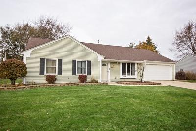 Oswego Single Family Home New: 63 Brock Way