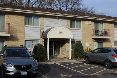 Clarendon Hills Condo/Townhouse New: 500 Chase Drive #15