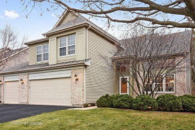 Lake Zurich Single Family Home For Sale: 1074 Cormar Drive