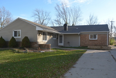 Glendale Heights Single Family Home For Sale: 119 Oxford Lane