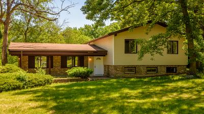 Flossmoor Single Family Home For Sale: 1741 Oak Lane Road