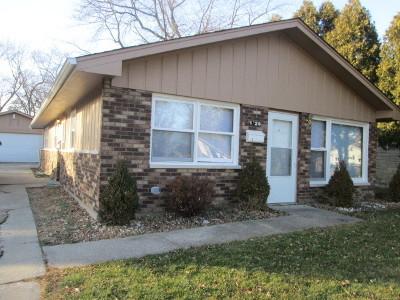 Steger Single Family Home For Sale: 3520 Green Street