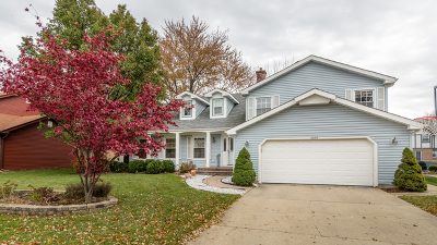 Hoffman Estates Single Family Home New: 3385 Coventry Court