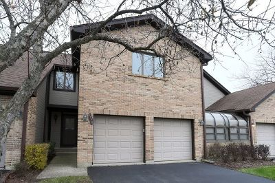 Hoffman Estates Condo/Townhouse New: 1798 Monterey Court