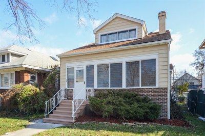 Oak Park Single Family Home For Sale: 920 Hayes Avenue