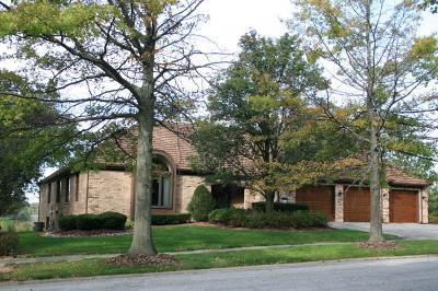 Orland Park Single Family Home New: 15100 Ginger Creek Lane