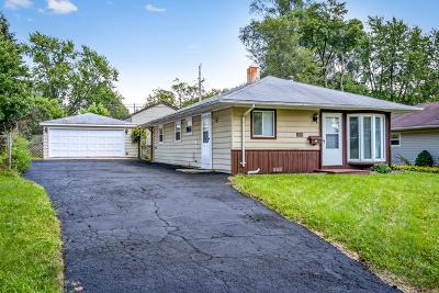 Carpentersville Rental New: 2214 Tepee Avenue