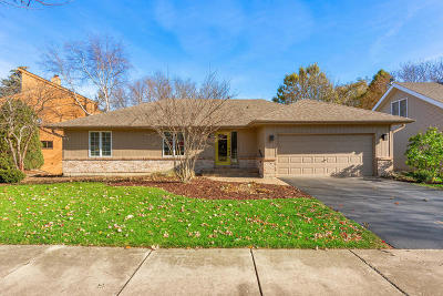 Naperville Single Family Home New: 2760 Rolling Meadows Drive