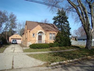 Elgin Single Family Home New: 514 Orange Street