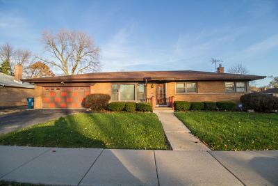 South Holland Single Family Home For Sale: 16715 Ellis Avenue