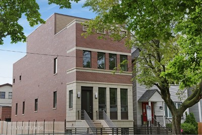 Single Family Home For Sale: 1432 West George Street