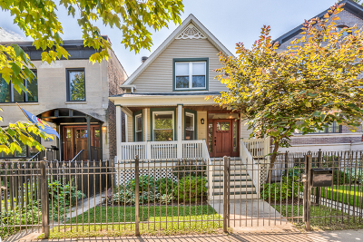 Single Family Home Contingent: 1845 West Barry Avenue