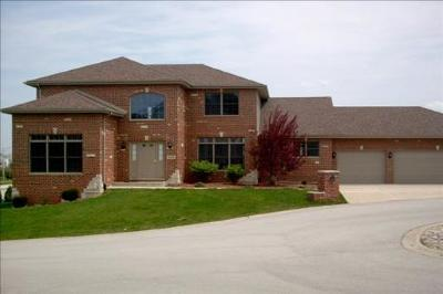 Tinley Park Single Family Home New: 18309 Hilltop Court