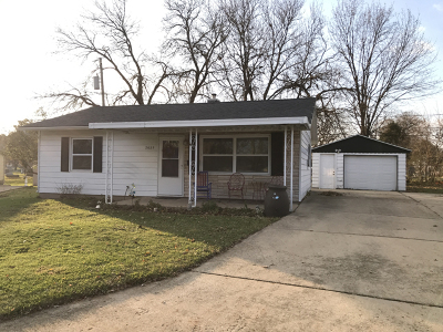 Single Family Home For Sale: 2025 Center Circle