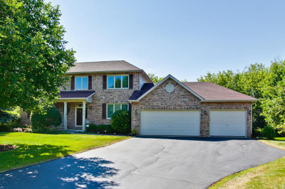 Hoffman Estates Single Family Home New: 1500 Pheasant Trail Court