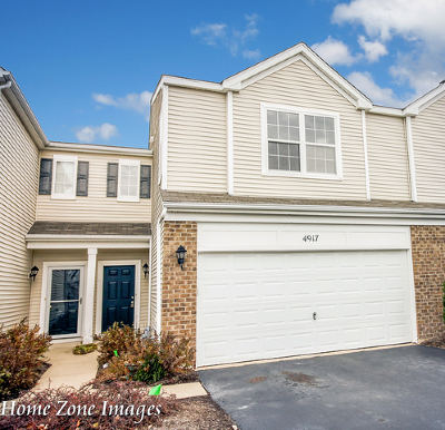 Plainfield Condo/Townhouse New: 4917 Courtland Circle