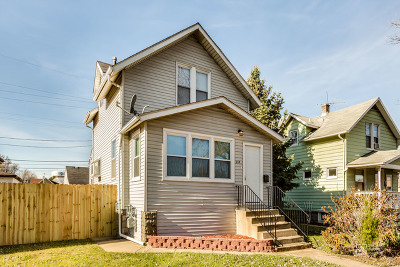 Bellwood Single Family Home New: 204 24th Avenue