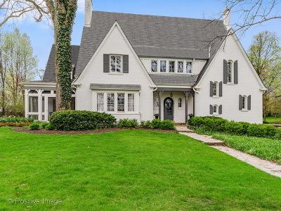 Hinsdale Single Family Home New: 810 Taft Road