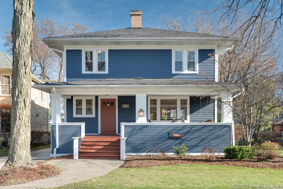 Elmhurst Single Family Home For Sale: 175 South Kenilworth Avenue