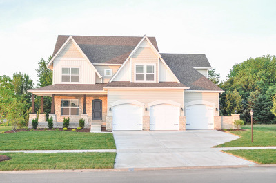 Plainfield Single Family Home For Sale: 26013 West Stewart Ridge Drive