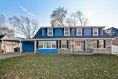 Niles Single Family Home For Sale: 8047 West Davis Street