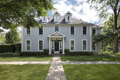 Wilmette Single Family Home For Sale: 1734 Forest Avenue