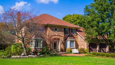Winfield Single Family Home Re-Activated: 27w724 Brookside Drive
