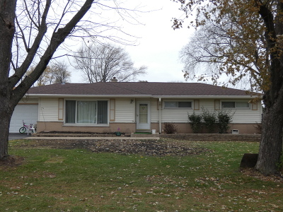 Bensenville Single Family Home For Sale: 1240 Indian Hill Drive