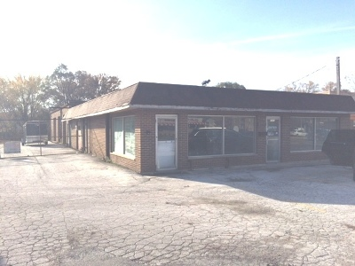 Oak Forest Commercial For Sale: 5141 159th Street