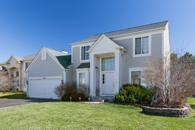 Single Family Home For Sale: 1436 East Braymore Circle