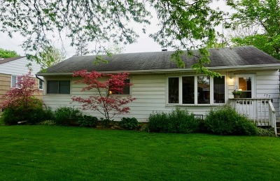 Lombard Single Family Home For Sale: 177 West Hickory Road
