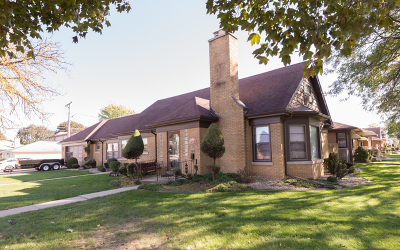Melrose Park Single Family Home For Sale: 1747 North 20th Avenue