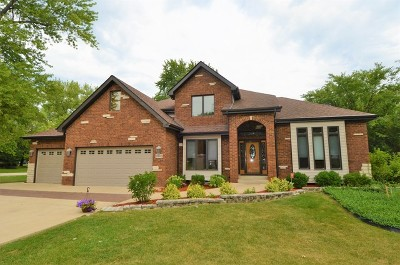 Palos Heights, Palos Hills Single Family Home For Sale: 12403 South 70th Court