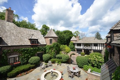 Lake Forest Single Family Home For Sale: 1490 Lake Road