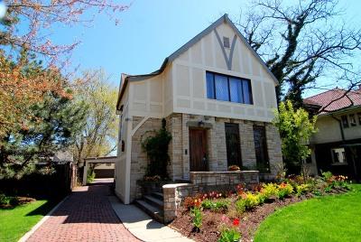 Oak Park Single Family Home For Sale: 532 North Oak Park Avenue
